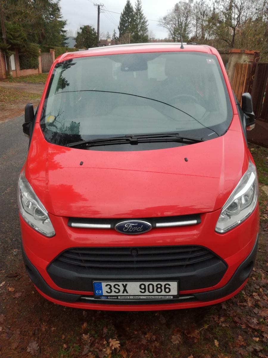 Ford Tranzit- Custom